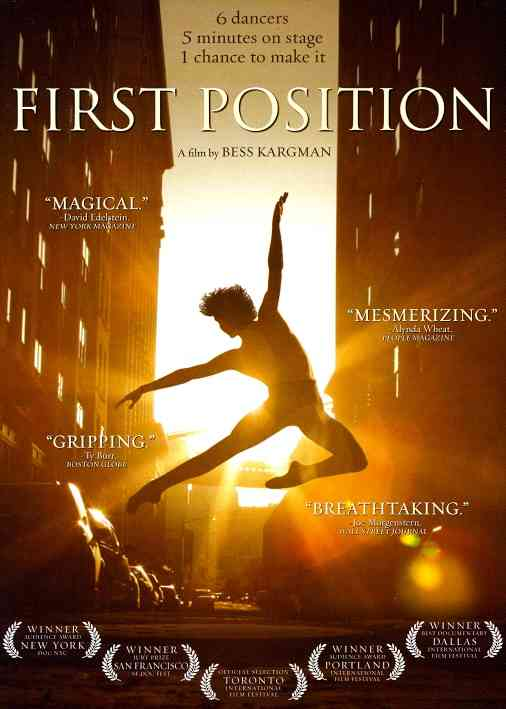 FIRST POSITION BY BELL,ARAN (DVD)